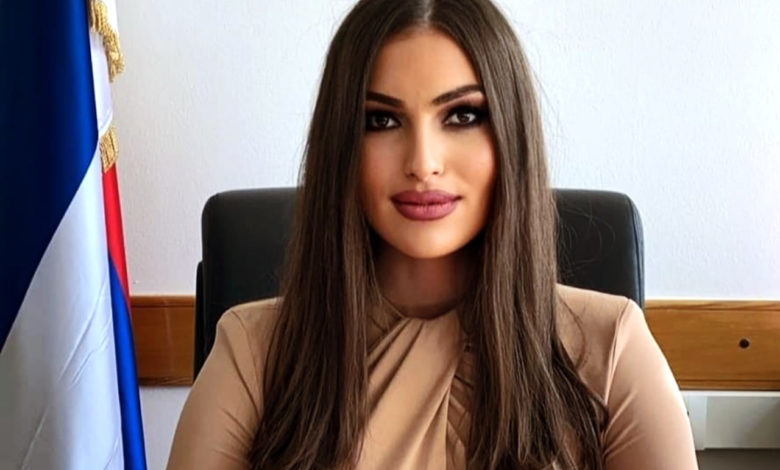 Photo of Marina Ševkušić kandidatkinja čije vrijeme tek dolazi