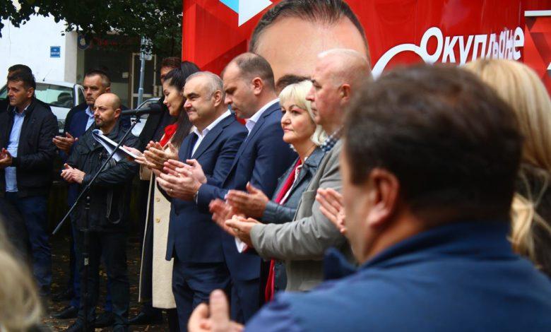 Photo of Stevanović: Danas počinjemo još jednu pobjedničku trku, jer nudimo najbolje