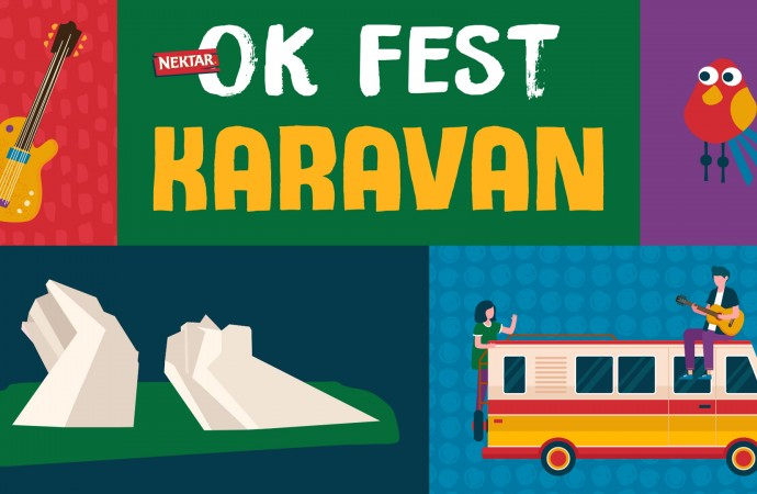 Photo of Zvornik sljedeća stanica Nektar OK Fest karavana