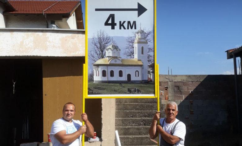 Photo of Putokaz u manastir Karno donacija zvorničkog humanitarca  Kudre Stojkića
