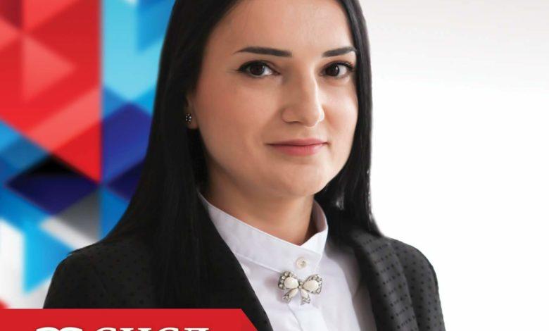 Photo of Bogdana Bodiroga – Kandidat za odbornika na listi SNSD-a u Zvorniku