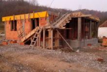 Photo of Kuća za Luku i Saru – završeno zidanje prizemlja
