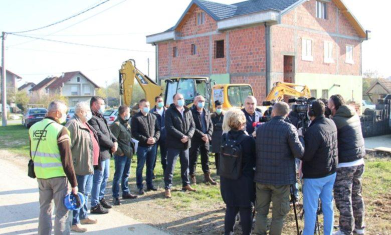 Photo of U Branjevu počeli završni radovi na kanalizacionoj mreži