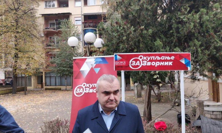 Photo of Zvornik sa SNSD-om i sa Zoranom Stevanovićem kao gradonačelnikom ima daleko bolju perspektivu nego sa bilo kojim drugim kandidatom