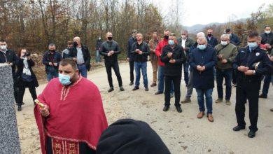 Photo of Parastos na Glođanskom brdu povodom 28 godišnjice stradanja