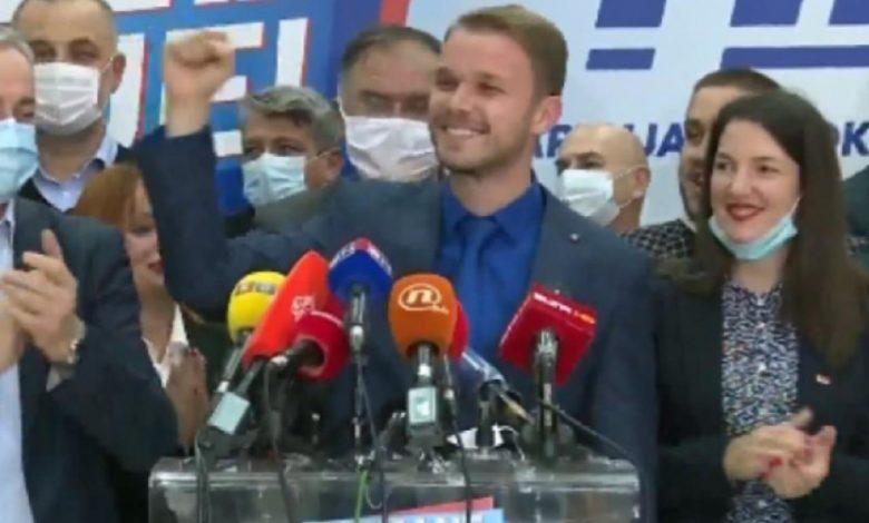 Photo of Draško Stanivuković proglasio pobjedu u Banjaluci