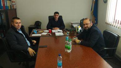 Photo of Prvi radni sastanak načelnika Osmaka