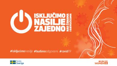 """Photo of Završena UN Women BiH kampanja """"Isključimo nasilje nad ženama i djevojčicama zajedno"""""""
