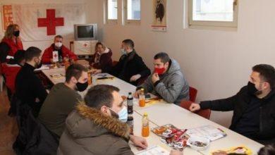 Photo of Gradski Crveni krst dodijelio zahvalnice volonterima