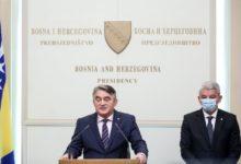 """Photo of """"Ljudi,pa je li to moguće !"""" Komšić i Džaferović o mirnom razlazu"""