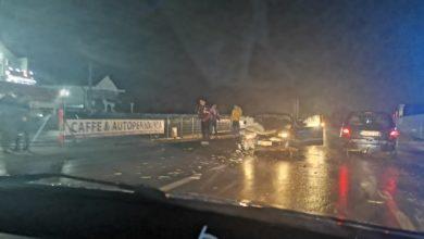 Photo of Saobraćajna nezgoda sa više automobila u Čelopeku
