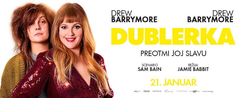 """Photo of """"DUBLERKA"""" u naša kina stiže 21. januara"""