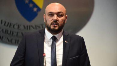 Photo of Usvojen zahtjev za smjenu zamjenika ministra Siniše Ilića