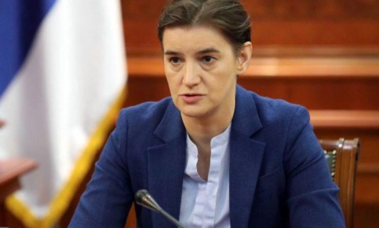Photo of Brnabić: Krizni štab sutra odlučuje o daljim mjerama