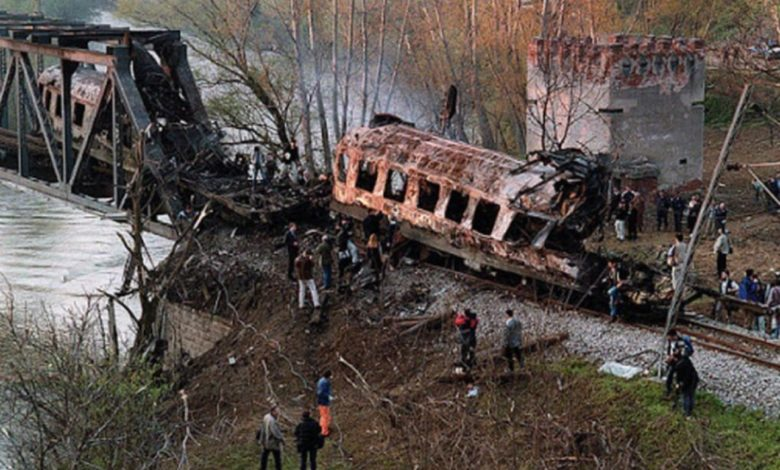 Photo of Njemački list dokazao Klarkove laži o bombardovanju putničkog voza u Grdeličkoj klisuri