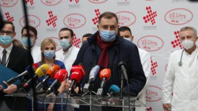 Photo of Dodik: Ovo je mojih najtežih 25 dana, velika zahvalnost zdravstvenim radnicima