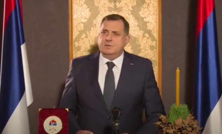 Photo of Dodik: Interpol naveo da ikonu niko ne potražuje