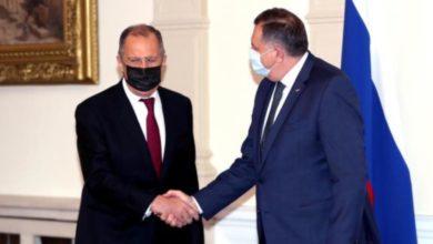 """Photo of Dodik o tome kako je tema ikone """"podignuta na opšti nivo"""""""