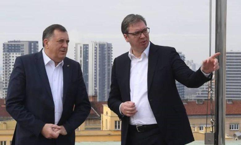 Photo of Dogovorena dalja saradnja Srpske i Srbije