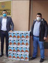 Photo of Centar za obrazovanje odraslih obradovao mališane u zvorničkoj Bolnici