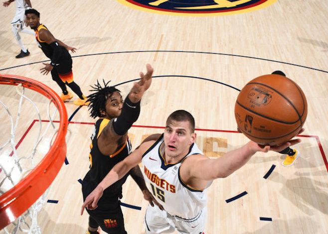 Photo of Jokić igrač nedjelje u zapadnoj konferenciji NBA