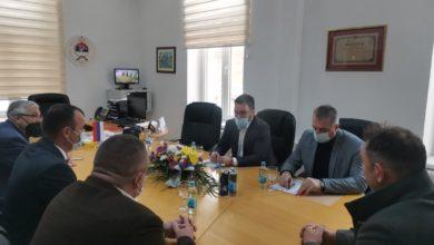Photo of Košarac u Srebrenici, sastao se sa Grujičićem