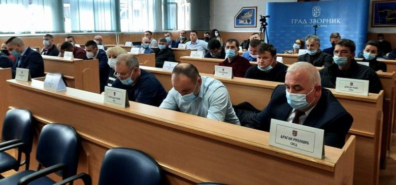 Photo of Sutra prva redovna sjednica Skupštine grada Zvornika