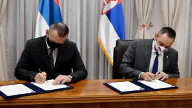 Photo of Potpisan Memorandum o saradnji u oblasti vazduhoplovstva između MUP–a Srbije i Srpske