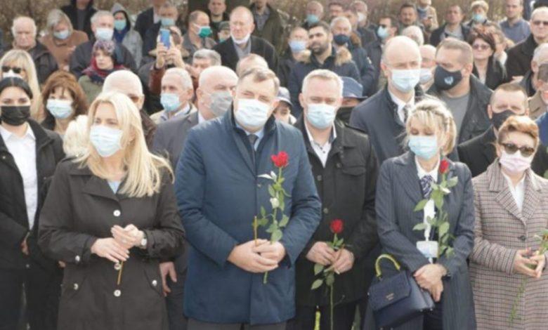 Photo of Cvijanović: Incko se nikada nije ponašao u skladu sa međunarodnim pravom