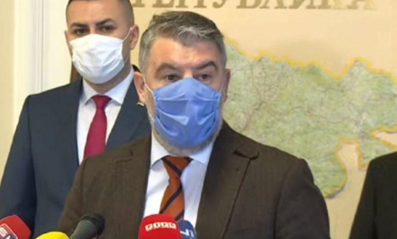 Photo of Šeranić: Kapaciteti koje imamo možda ne budu dovoljni