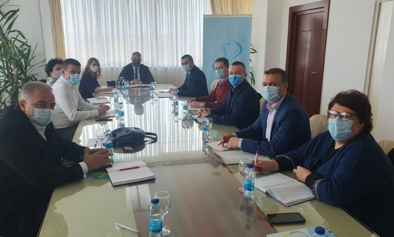 Photo of Popović sa saradnicima uputio ministra Alena Šeranića o radovima na rekonstukciji zvorničke Bolnice
