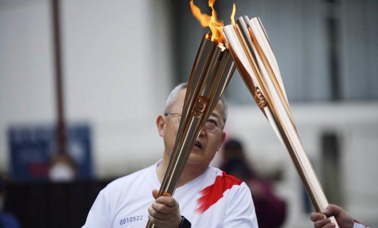 Photo of Olimpijske igre u Tokiju sve bliže: Japanci upalili olimpijsku baklju!