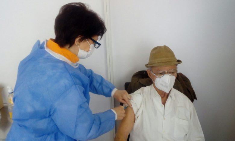 Photo of U zgradi Moskva vakcinacija osoba starijih od 65 godina