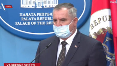 Photo of Vlada Srpske će plaćati minimalnu platu, poreze i doprinose za one koji ne budu radili zbog odluke Štaba