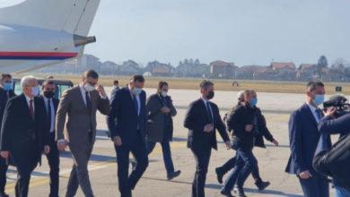 Photo of Vučić doputovao u Sarajevo