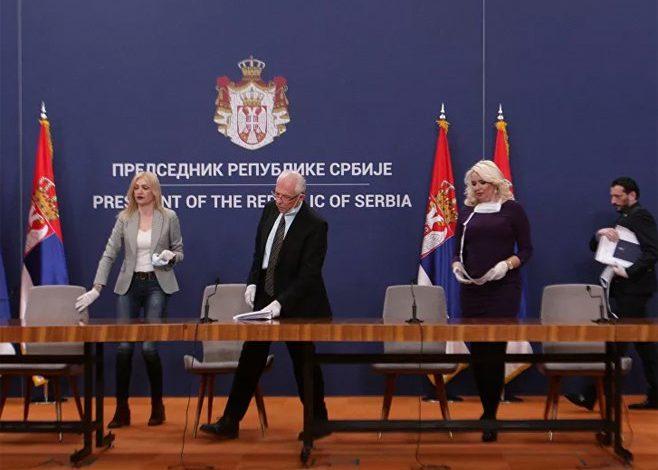 Photo of Krizni štab Srbije o popuštanju mjera za praznike