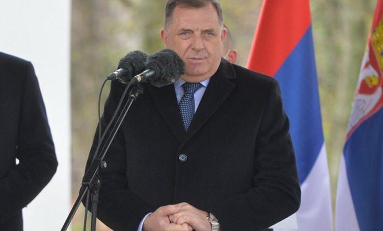 Photo of Dodik: Mirni razlaz u BiH relevantna i legalna opcija