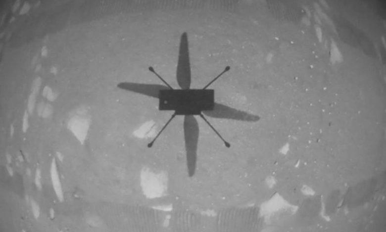 Photo of Prvi put u istoriji: Uspješan let helikoptera na Marsu /video, foto/