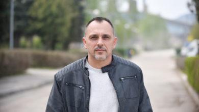 """Photo of Kandidat za predsjednika granskog sindikata Radenko Smiljanić iz """"Alumine"""""""