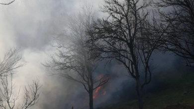 Photo of Vatra u selima oko Šekovića prijetila kućama, ugašena poslije šestočasovne borbe