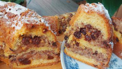 Photo of Domaći kolač od jabuka i oraha, nema mu ravnog među desertima