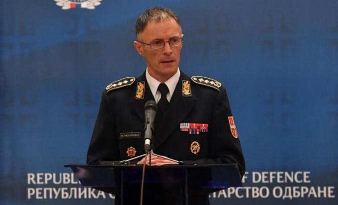 Photo of General Mojsilović: Potreban je obavezan vojni rok