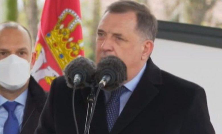 Photo of Dodik: Hvala Srbiji za pomoć i podršku