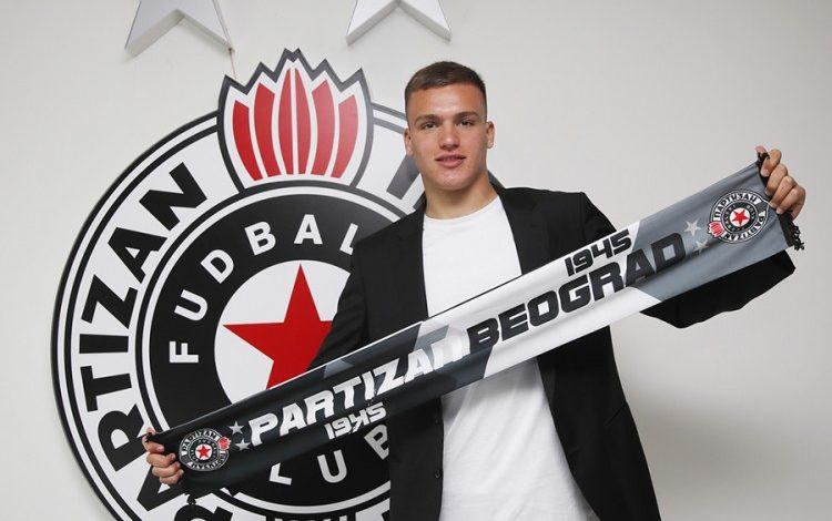 Photo of Milovanović potpisao četvorogodišnji ugovor sa Partizanom