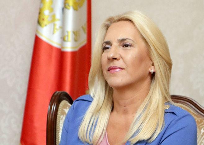 Photo of Cvijanović sa ministrima iz Crne Gore
