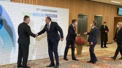 Photo of Pahor i Milanović dočekali učesnike sastanka lidera Brdo-Brioni