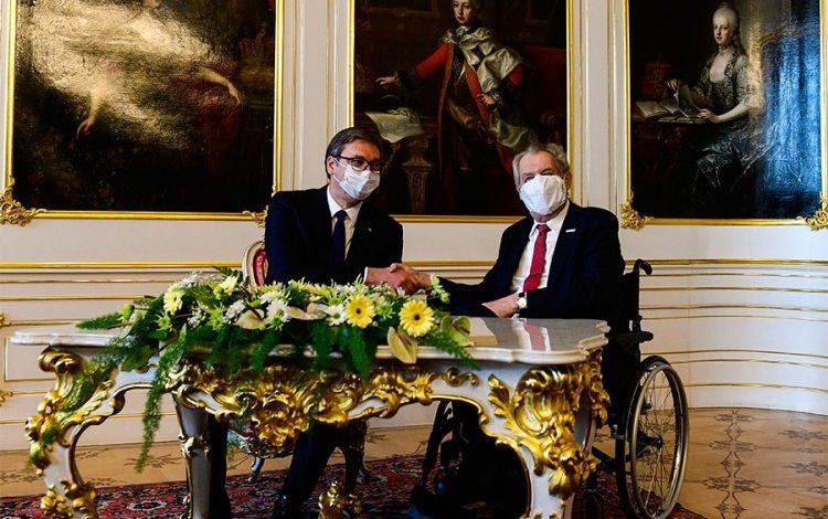 Photo of Zeman se izvinio Srbiji za bombardovanje: Bila je to greška