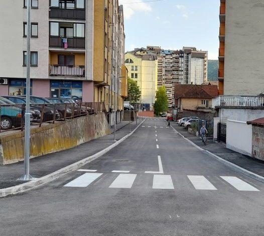 Photo of Završeni radovi na rekonstrukciji ulice Braće Jugović