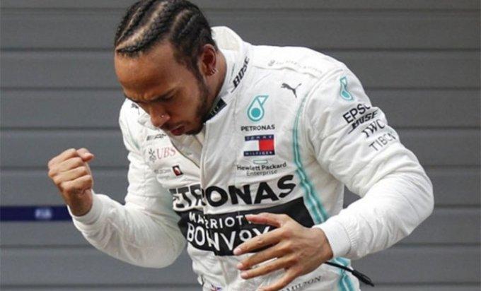 Photo of Hamilton najbrži na drugom treningu