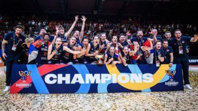 Photo of Srbija šampion Evrope